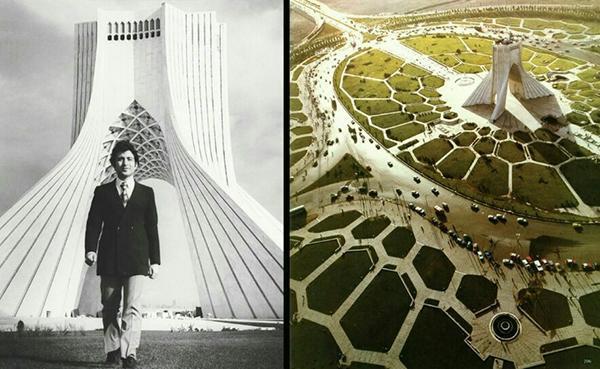 حقایقی جالب درباره برج آزادی تهران