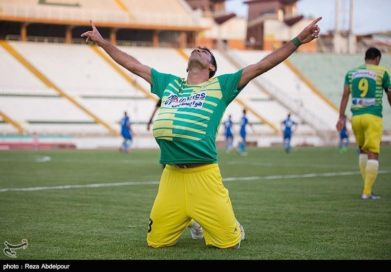 لیگ برتر فوتبال، پیروزی یک نیمه ای نساجی و گسترش فولاد مقابل حریفان