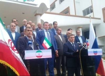 عزم روسها برای تجارت با ایران، هدفگذاری 200 میلیون دلاری مبادلات
