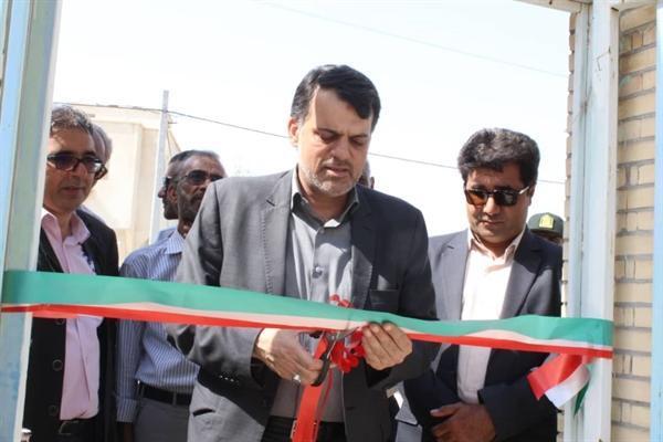 هجدهمین مرکز آموزش، فراوری و اشتغال صنایع دستی هرمزگان در شهر فین افتتاح شد