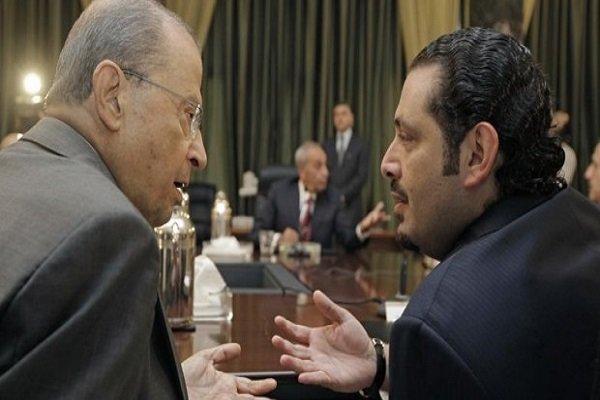 سعد الحریری ساختار جدید دولت ملی را به عون ارائه کرد