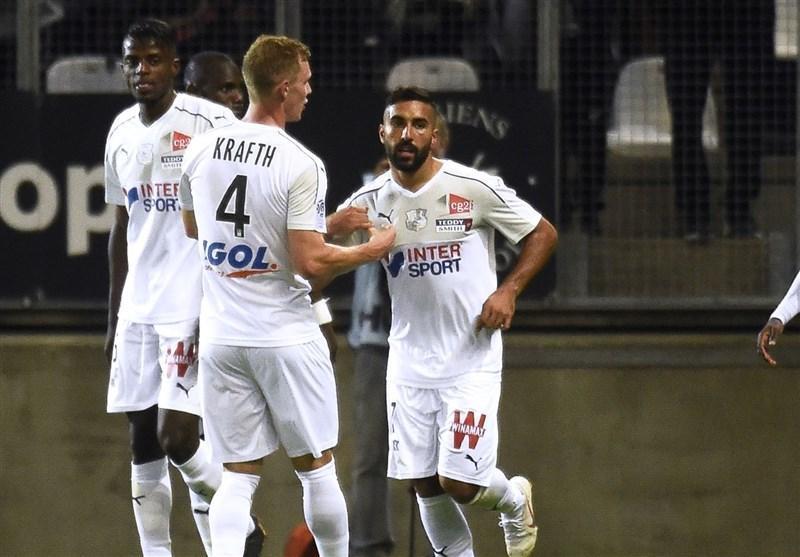 کرافت: روشن است که سامان قدوس می خواست برای تیم ملی سوئد بازی کند، او بازیکن مهمی برای آمیا است