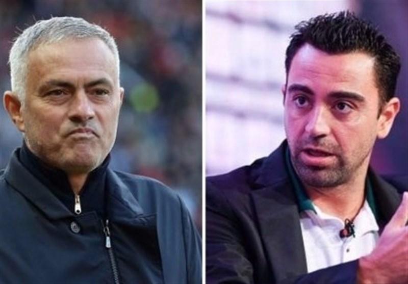 فوتبال دنیا، ژاوی: مورینیو یک مربی خیلی دفاعی است