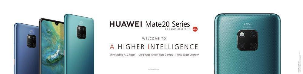 تقاضای بی سابقه برای گوشی های Huawei Mate 20 در اروپا، خاورمیانه و چین