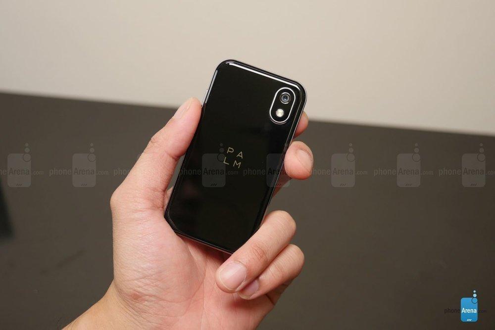 موبایل کوچکی به نام پالم ، عکس