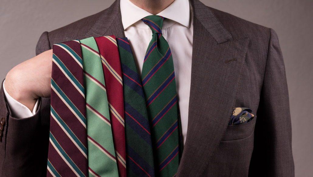 4 نکته مهم برای انتخاب کراوات مناسب و شیک؛ راهنمای انتخاب کراوات