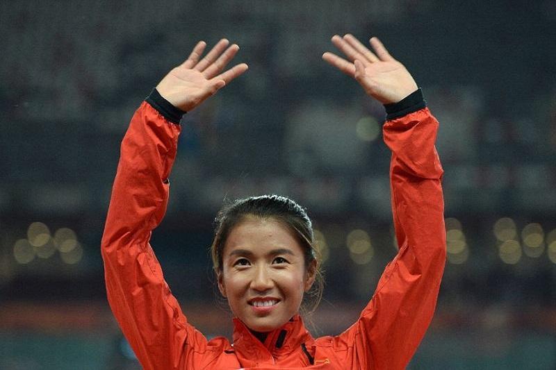 دونده چینی رکورد 50 کیلومتر پیاده روی سرعت را شکست