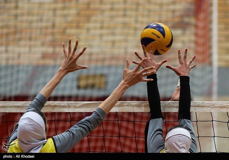 باخت فنی برای تیم والیبال توپکا به دلیل غیبت در زمین