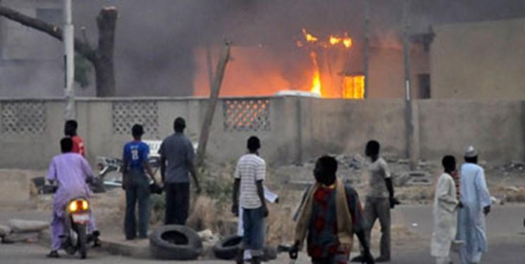انفجار در نیجریه همزمان با برگزاری انتخابات