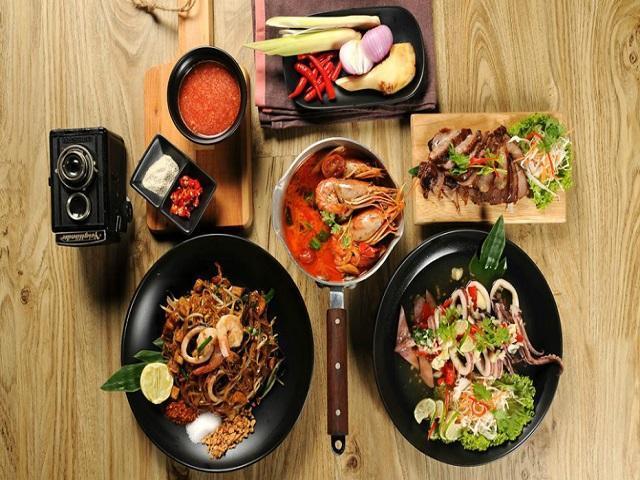 آشنایی با رستوران های تایلند