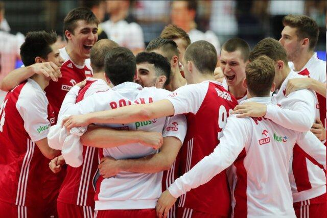 پیروزی آمریکا برابر صربستان در هفته پنجم لیگ ملت های والیبال
