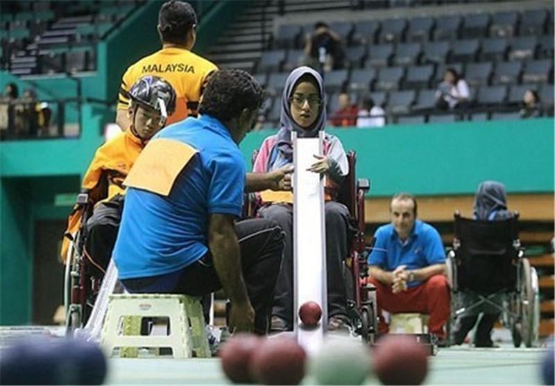فزونی تیم بوچیای دوبل ایران مقابل سنگاپور