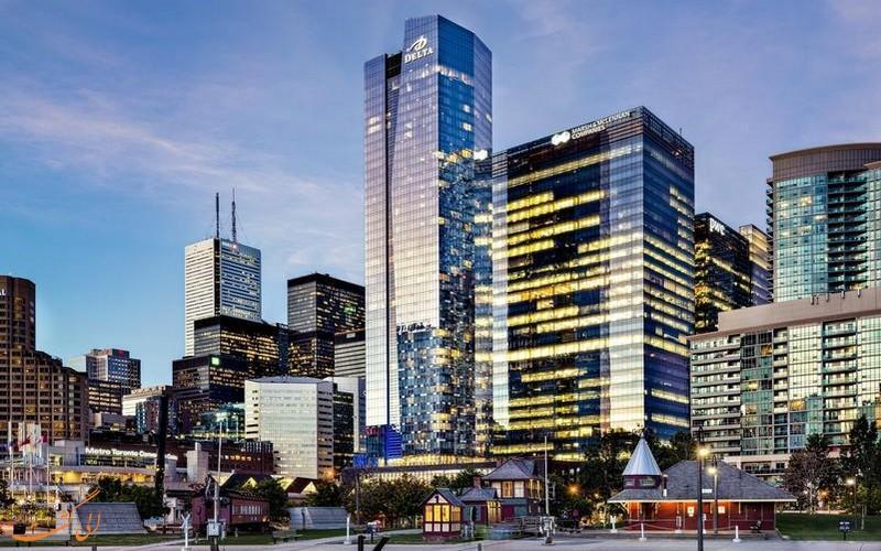 معرفی هتل دلتا تورنتو ، 4 ستاره
