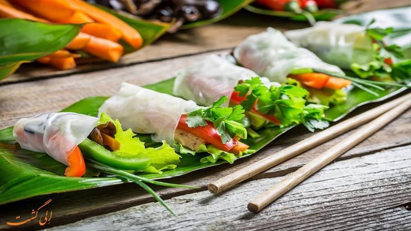 این غذاهای ویتنامی هوش از سرتان می برد!