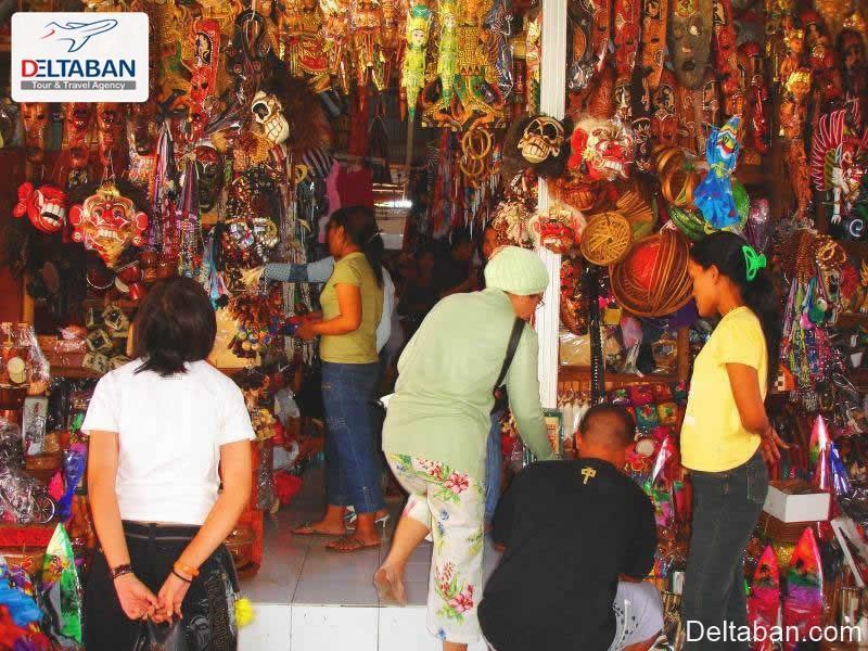 مراکز خرید بالی اندونزی