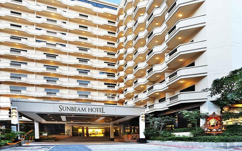 معرفی هتل سان بیم پاتایا ، 4 ستاره