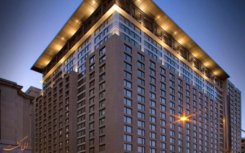 معرفی هتل امبسی سوییتز مونترال ، 4 ستاره
