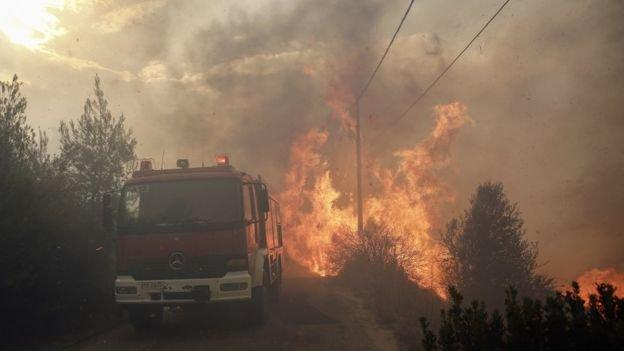 تخلیه 5000 نفر در آتش سوزی های طبیعی کانادا
