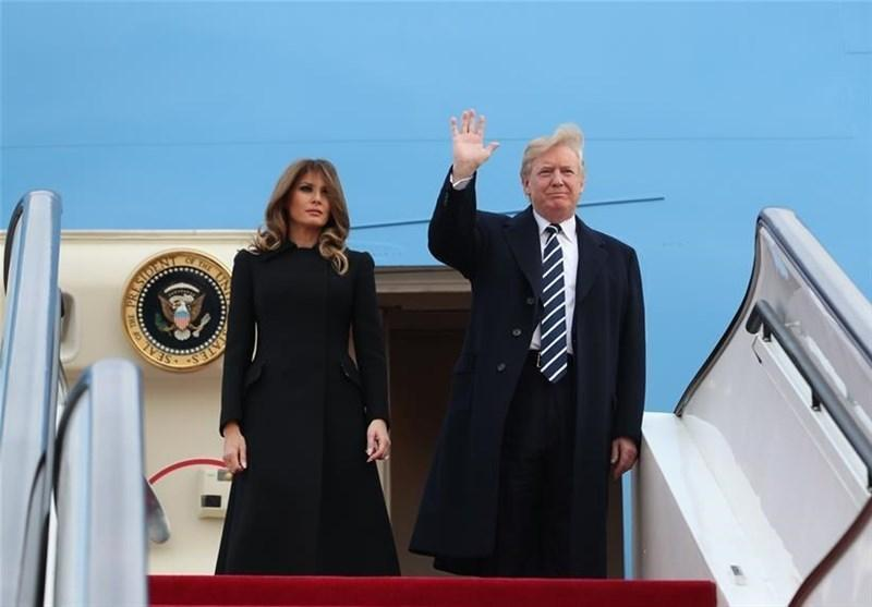 ترامپ برای شرکت در نشست رهبران اپک وارد ویتنام شد