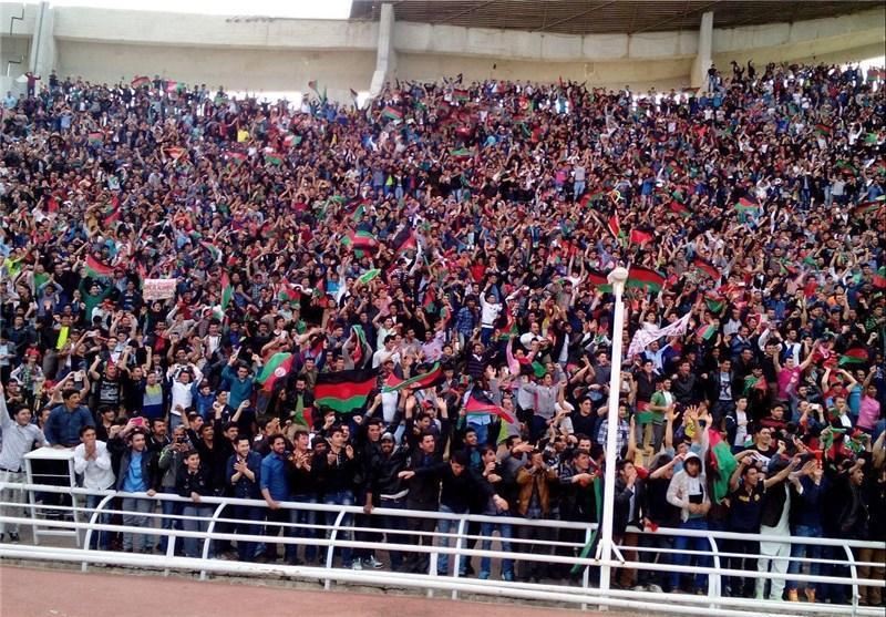 افغانستان 2 - سنگاپور1؛ فروردین تاریخی 95 و عیدی ملی پوشان افغانستان به مهاجرین