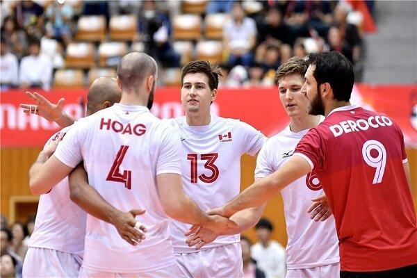 نخستین پیروزی کانادا در جام جهانی رقم خورد
