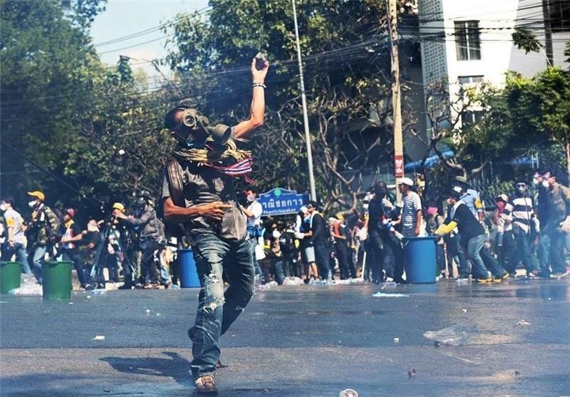 رهبر مخالفان تایلند: تا برکناری رژیم به مبارزه ادامه می دهیم