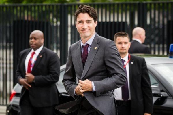 نخست وزیر کانادا با ترامپ تلفنی مصاحبه کرد