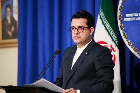 واکنش وزارت خارجه به قطعنامه جانبدارانه مجلس اروپا علیه ایران