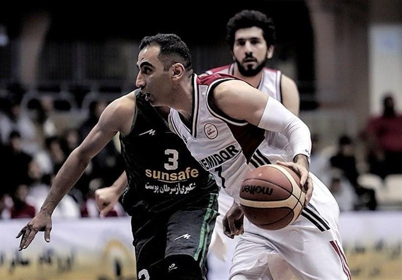 تیم بسکتبال شیمیدر به قطر می رود