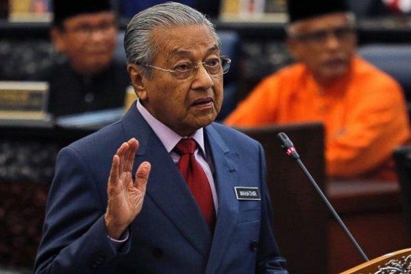سوگند ماهاتیر محمد در مالزی با وعده مبارزه با فساد