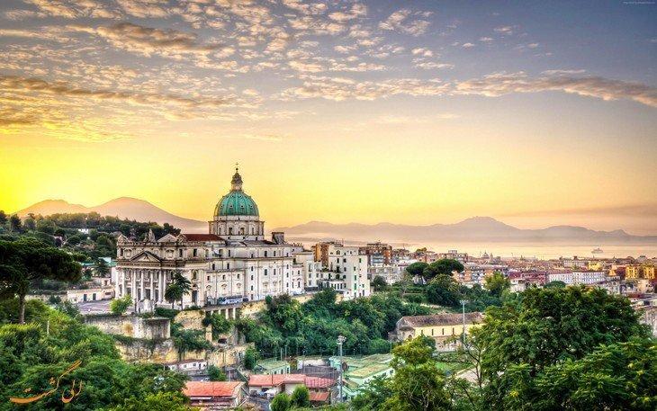 6 جاذبه دیدنی در ناپل ایتالیا