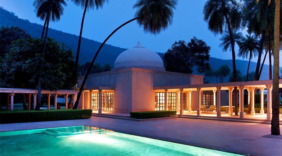 اَمان باغ، استراحتگاهی لوکس در هند