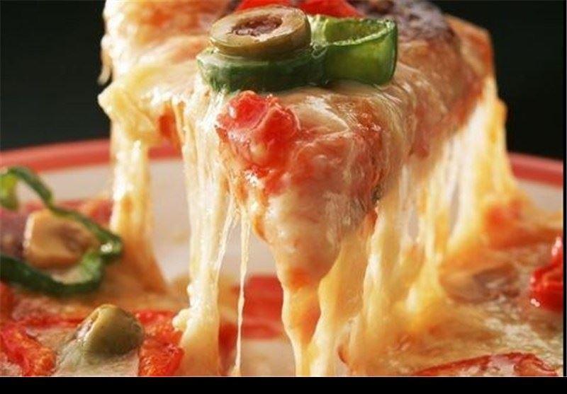 طبخ طولانی ترین پیتزای دنیا در ایتالیا