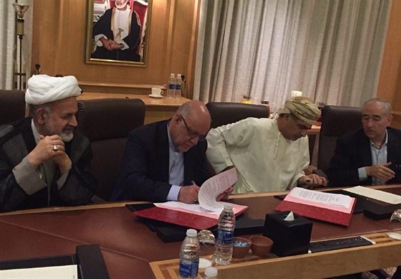 سفر زنگنه به مسقط، توافق دو مرحله ای برای خط لوله گاز ایران به عمان
