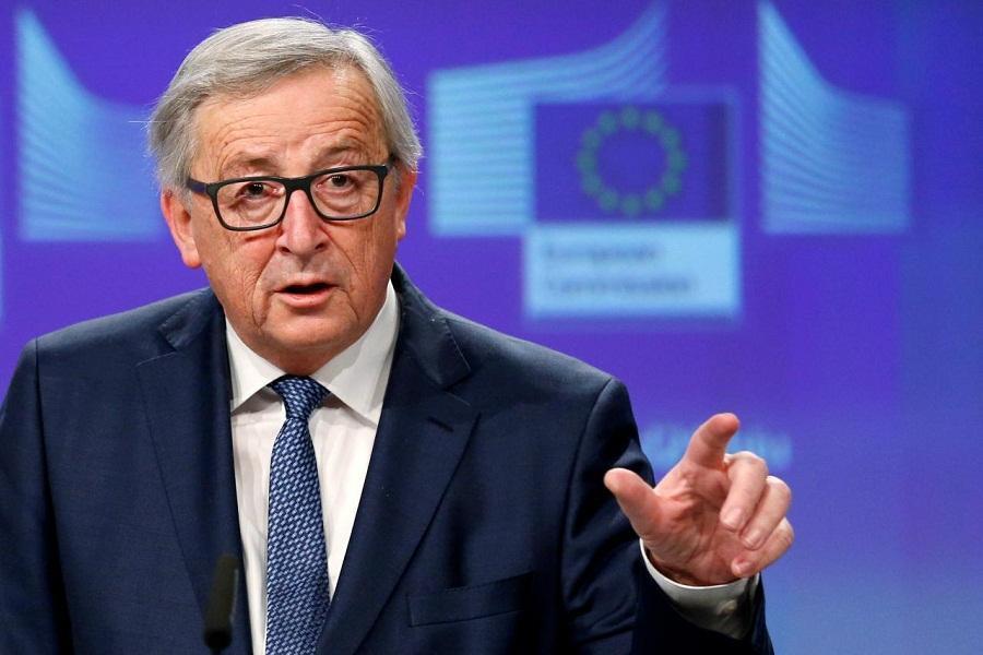 تاکید رئیس کمیسیون اروپا بر جلوگیری از تنش تجاری با آمریکا، بدون حمایت فعالانه آمریکا نتوانسته ایم مسائل بسیاری را در اروپا پیش ببریم