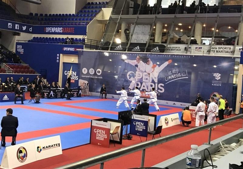 کاراته وان 2018 پاریس، جدال تیم کاتای مردان ایران با مالزی برای کسب مدال برنز