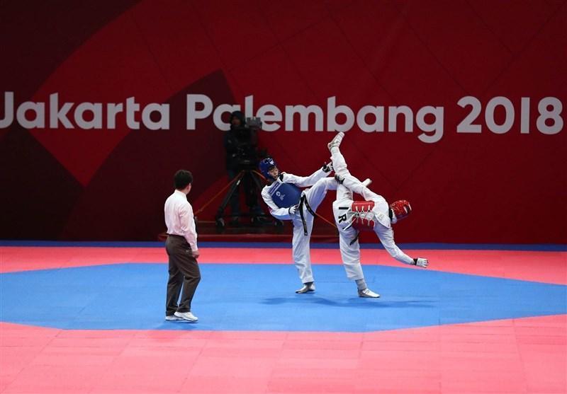 گزارش خبرنگار اعزامی خبرنگاران از اندونزی، مسابقات تکواندو نیمه کاره ماند!