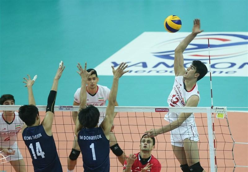 زمان بازی تیم والیبال امید ایران با مالزی تغییر کرد، پخش از شبکه های سراسری