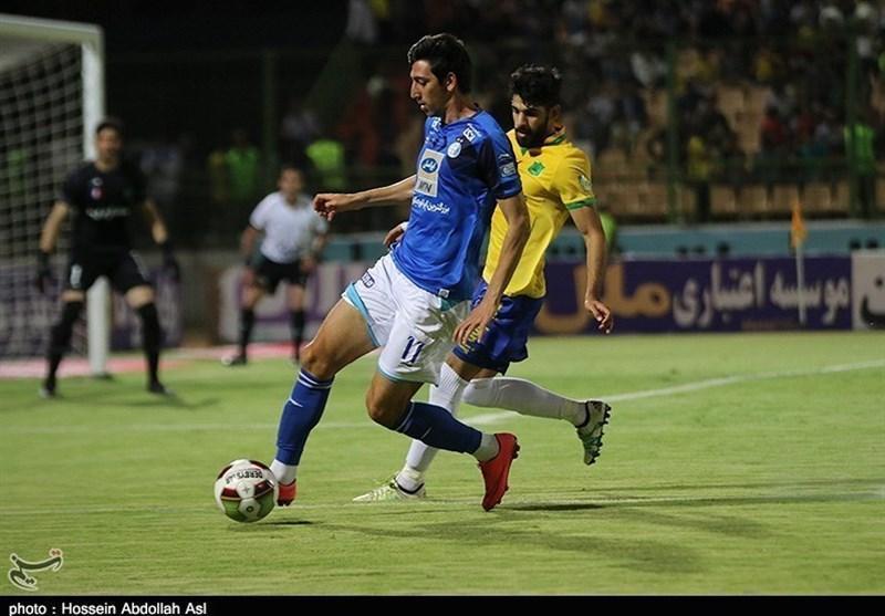لیگ برتر فوتبال، استقلال در روز نبرد کلاسیک به نفت رسید