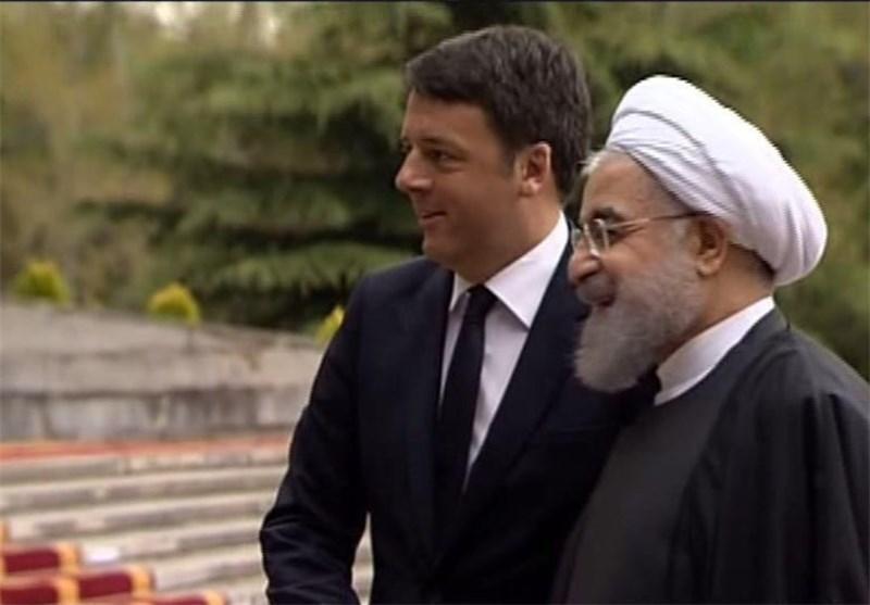 امضای قرارداد 3 میلیارد یورویی احداث خط آهن توسط ایتالیا در ایران