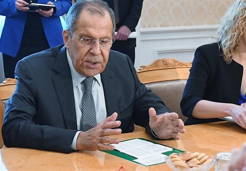 لاوروف: پیشرفت در حل و فصل اوضاع سیاسی سوریه مدیون روسیه، ایران و ترکیه است