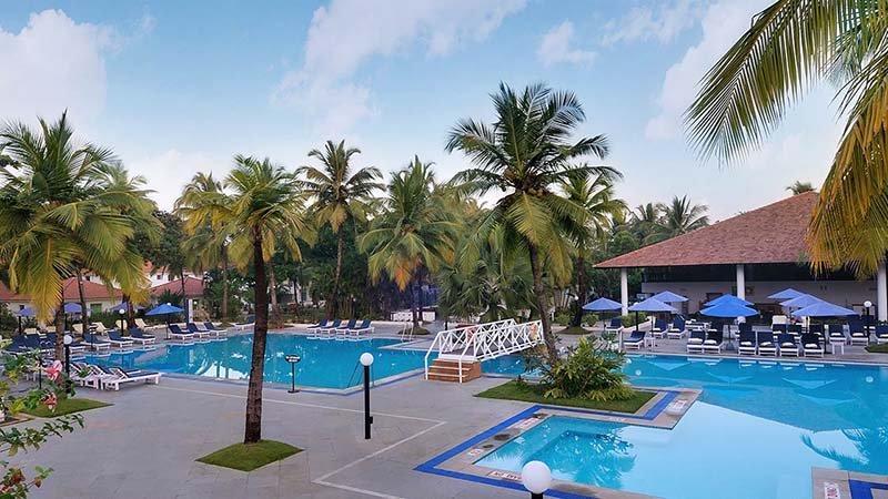 اقامتی خوش در هتل های گوا