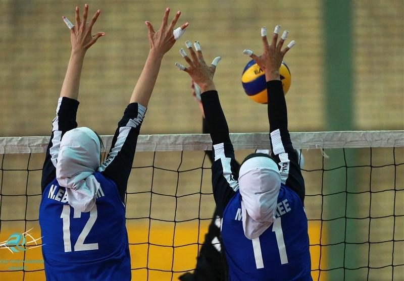 بانوان والیبالیست ایران مغلوب تایلند شدند