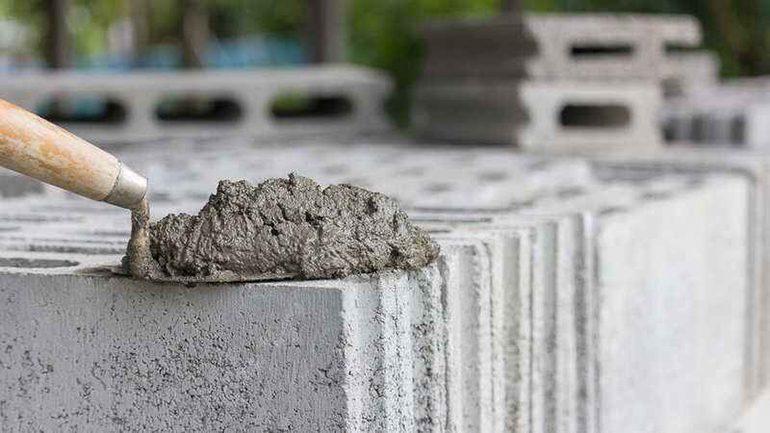 سیمان در ساختمان سازی