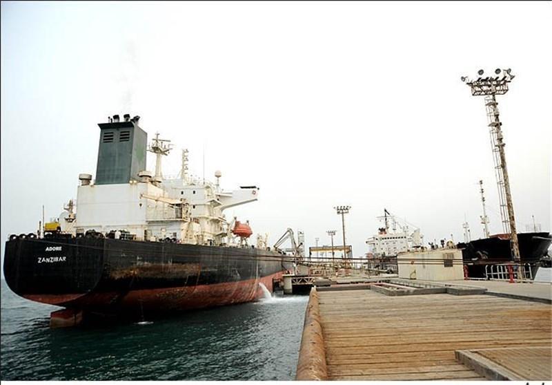 فروش نفت ایران به چین کم شد