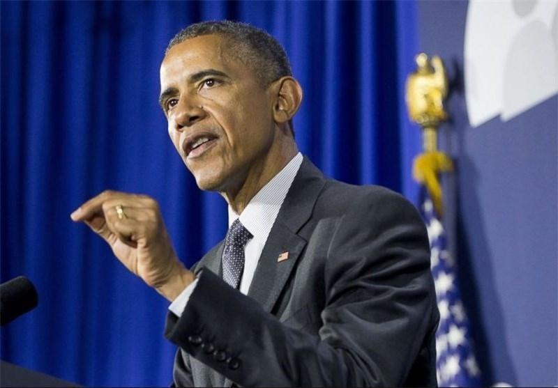 اوباما: آمریکا باید قواعد اقتصاد جهانی را معین کند نه چین