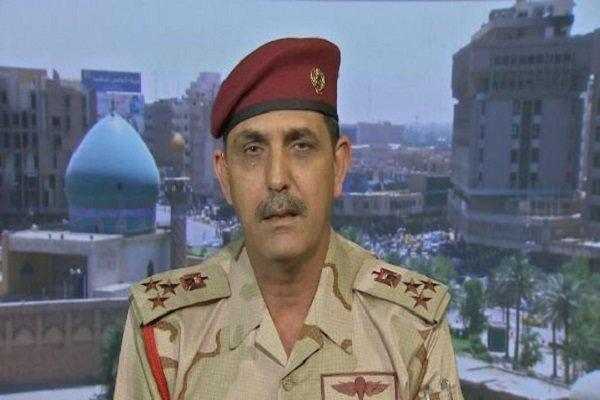 حشد شعبیدر عملیات تأمین امنیت مرزهای مشترک با سوریه مشارکت دارد