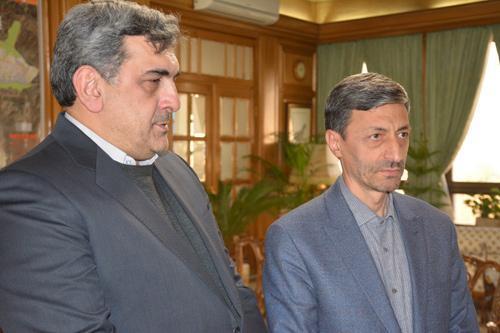 آنالیز آخرین جزئیات احداث پلاسکو در جلسه مشترک رئیس بنیاد مستضعفان و شهردار تهران