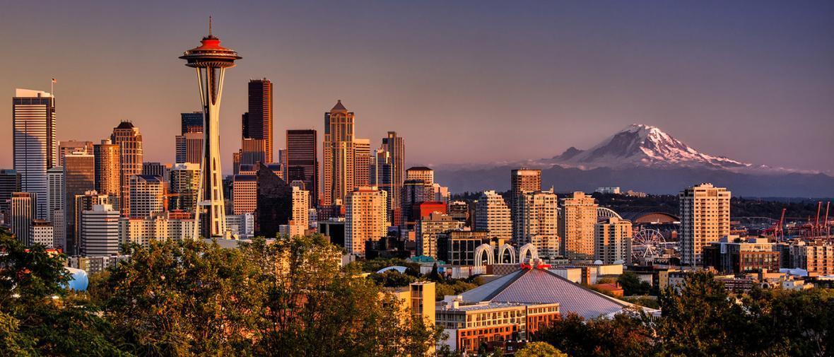 سفر به بزرگ ترین شهر شمال غربی اقیانوس آرام در آمریکا؛ سیاتل