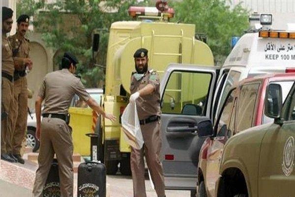 شنیده شدن صدای تیراندازی در شرق عربستان